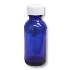 Glass Bottle (Cobalt Blue) 1oz