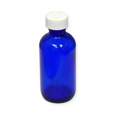 Glass Bottle (Cobalt Blue) 2oz