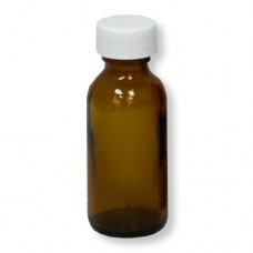 Amber Glass Bottle 1oz