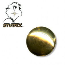 Sphere Earrings (Regular, Gold Plated) (12 Pairs)
