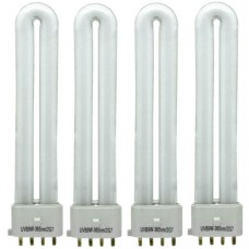CND Bulb for UV Lamp (4 Pieces/Pack)