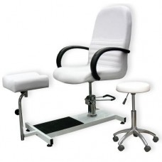 Hydraulic Pedicure Chair with Stool (TS1606)