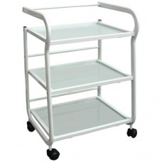 Small Trolley with Three Glass Shelves (1013)