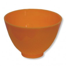 Rubber Bowl Large (Orange)