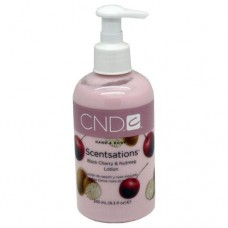 CND Hand & Body Lotion (Black Cherry & Nutmeg) 245ml/8.3oz