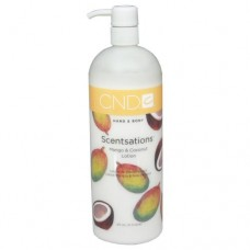 CND Hand & Body Lotion (Mango & Coconut) 917ml/31oz