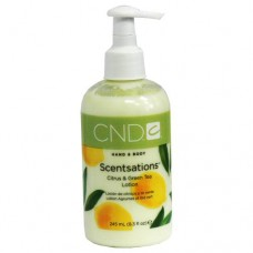 CND Hand & Body Lotion (Citrus & Green Tea) 245ml/8.3oz