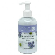 CND Hand & Body Lotion (Wildflower & Chamomile) 245ml/8.3oz