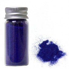 Nail Flocking Powder (Deep Blue #7)