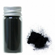 Nail Flocking Powder (Black #12)