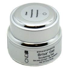 CND Brisa Clear Sculpting Gel 0.5oz