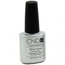 CND Brisa UV Top Coat Gloss 0.5oz