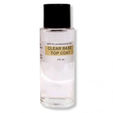 Duri Clear Base/Top Coat Refill 4oz