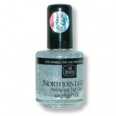 INM Hologram Top Coat (Silver) 1/2oz