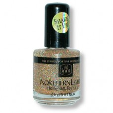 INM Hologram Top Coat (Gold) 1/2oz