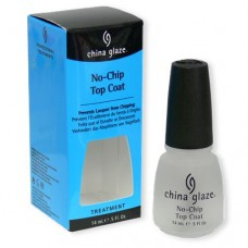 China Glaze No-Chip Top Coat 0.5oz