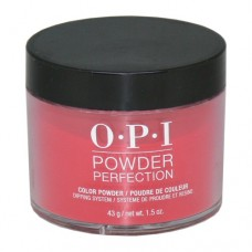 OPI Powder Perfection Big Apple Red 43g/1.5oz