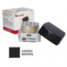 BioMaser Microblade Pigment (Green-Brown) 5ml