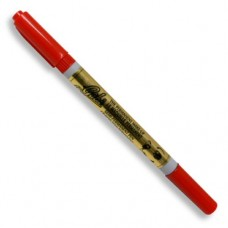 Semi Permanent Pen (Bright Red)