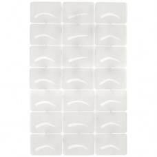Eyebrow Stencil Pack (21 Shapes)
