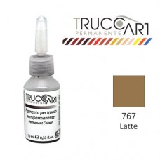 Truccart Tattoo Pigment For Correction & Makeup (Latte)