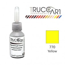 Truccart Tattoo Pigment For Correction (Yellow)