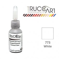 Truccart Tattoo Pigment For Correction (White)