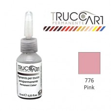Truccart Tattoo Pigment For Correction & Makeup (Pink)