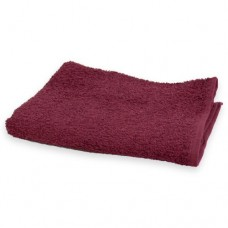 Hand Towel (Burgundy)