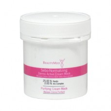 BeautyMed Sebo Normalizing Dermo Active Cream Mask 100ml