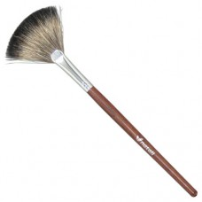 Natali Finishing Fan Brush (Badger Hair)