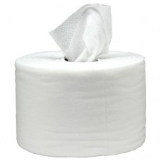 "Non Woven Towel Roll Double Layer 8""x4"" (60 Pieces/Roll)"