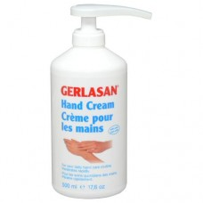Gerlan Hand Cream with Pump 500ml