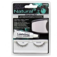 Ardell Natural Lashes Starter Kit (110 Black)