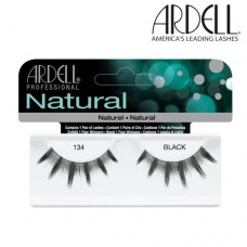 Ardell Natural Lashes #134 (Black)