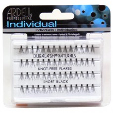 Ardell Individual Lashes Pack - Black Flare Knot-Free (Short)