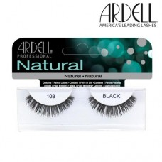 Ardell Natural Lashes #103 (Black)