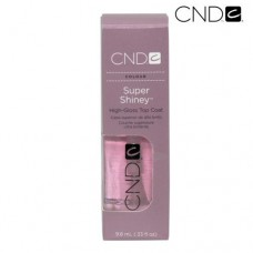 CND Super Shiney Top Coat 9.8ml/0.33oz