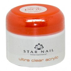 Star Nail Ultra Acrylic Powder (Pink) 1.6oz
