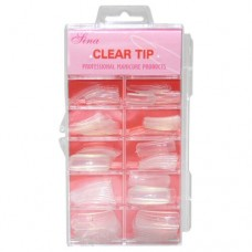 Clear Tips (100/Box)