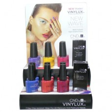 CND Vinylux New Wave Winter Collection 2017 (14 Pieces)
