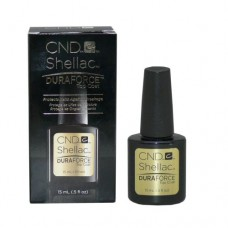 CND Shellac Duraforce Top Coat 15ml/0.5oz