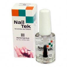 Nail Tek Protection Plus III 0.5oz