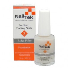 Nail Tek Ridge Filler Base Coat (Foundation II) 0.5oz