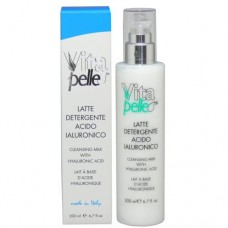 Vita Pelle Hyaluronic Acid Cleansing Milk 200ml/6.8oz