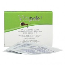 Vita Pelle Snail Slime Under-Eye Patches (4 Pairs)