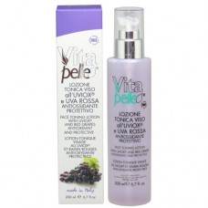 Uviox(R) & Red Grapes Toning Lotion 200ml