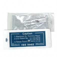 Bella Manual Needles 12 Double Line Flat (5/Pack)