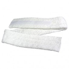 Terry Cloth Headband (White)