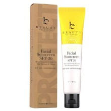 Beauty by Earth Face SPF20 2oz/59.15ml
